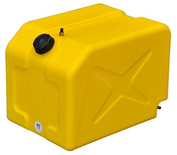 poly diesel tank