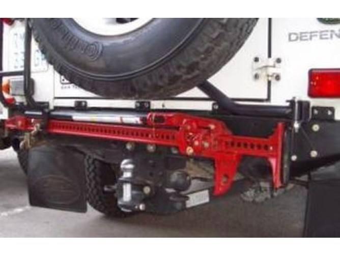 Jald001 Land Rover Defender Rear Bumper Bracket For Hi