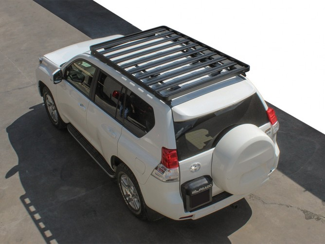 KRTP011T - Toyota Prado 150 Slimline II Roof Rack Kit - by