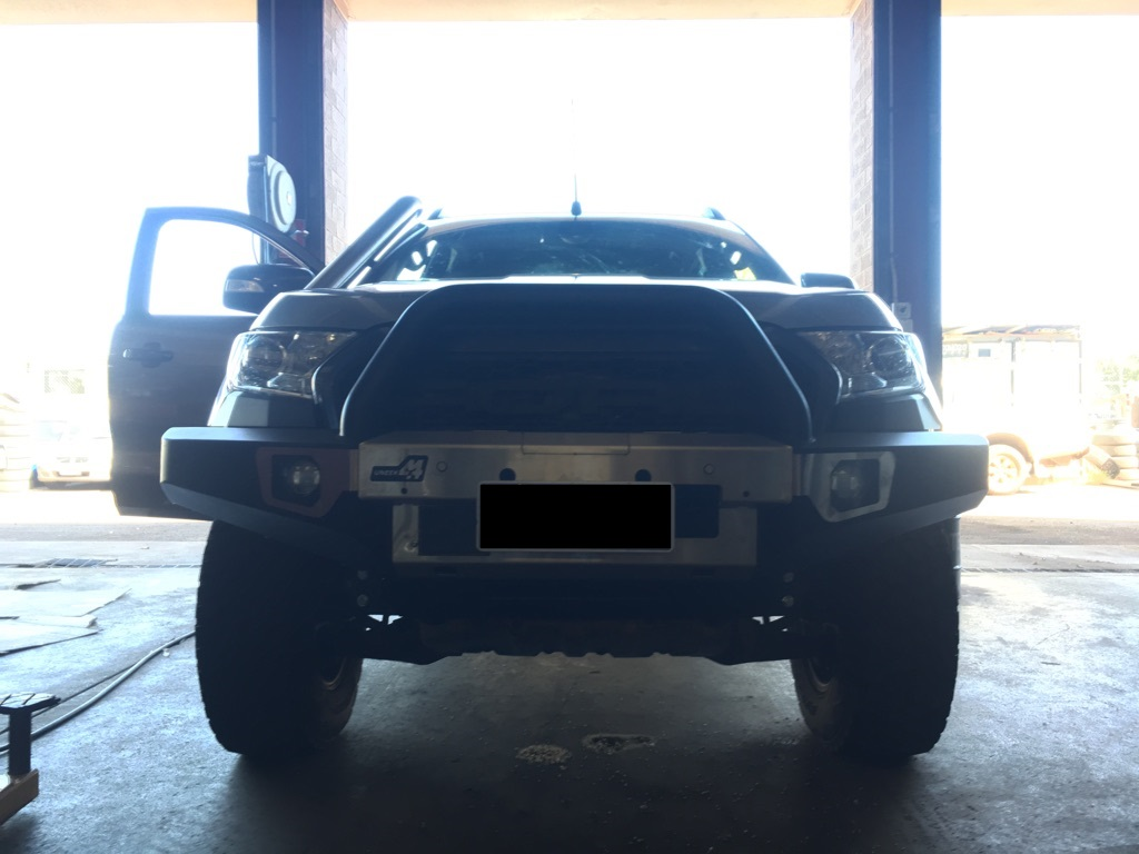 Ford Ranger Uneek Bar