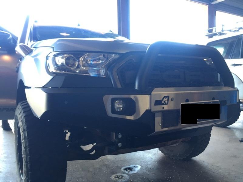 Ford Ranger Uneekbar